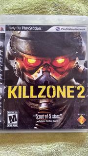 Juego Killzone 2 Ps3