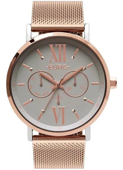 Relógio Euro Feminino Multifunção Eu6p29ahabp/5k