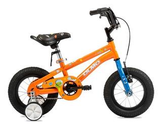 Bicicleta Niño Olmo Cosmo 2020 R12 Entrega Gratis Cap. Y Gba