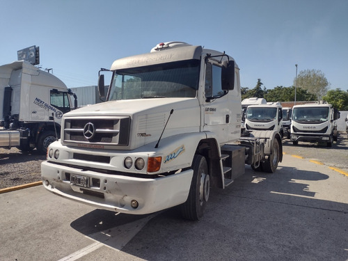 Camion Mercesdes Benz 1634 Tractor 2010