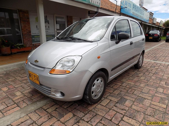 Chevrolet Spark Hatch Back 995cc Mt Aa