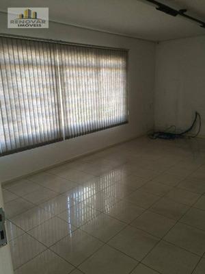 Casa Comercial Para Locação, Vila Partenio, Mogi Das Cruzes - . - Ca0041
