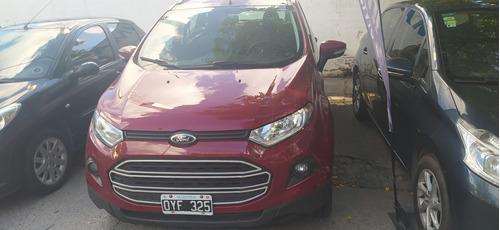 Ford Ecosport 1.6 Se 2015