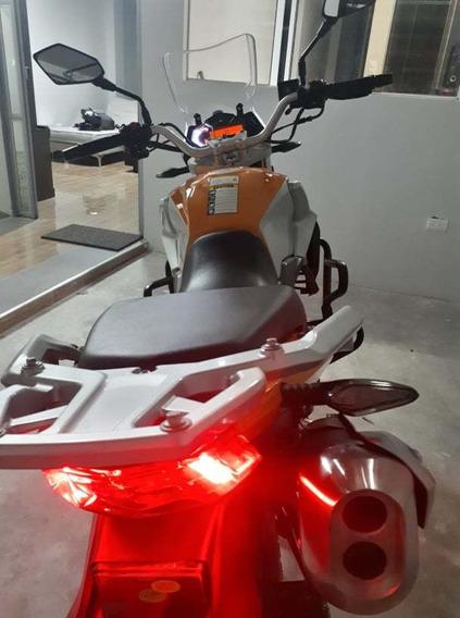 Moto Lineal Zongshen Rx1 200cc