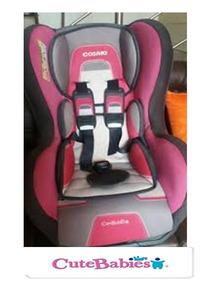 Silla Para Carro Cute Babies Mod Cosmos Deluxe