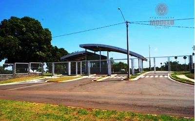 Loteamento Fechado Portal Do Horto - Terreno À Venda, Piracicaba. - Te0094