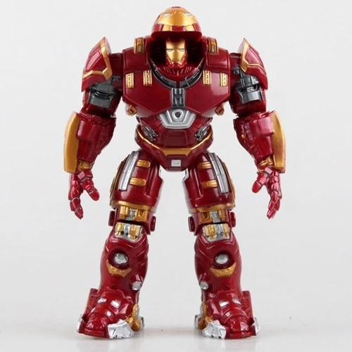 Iron Man Hulkbuster Muñeco Articulado Avengers