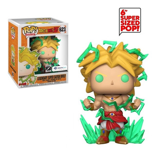 Funko Pop Dragon Ball Z Super Saiyan Broly #623 Gala Ex Mint