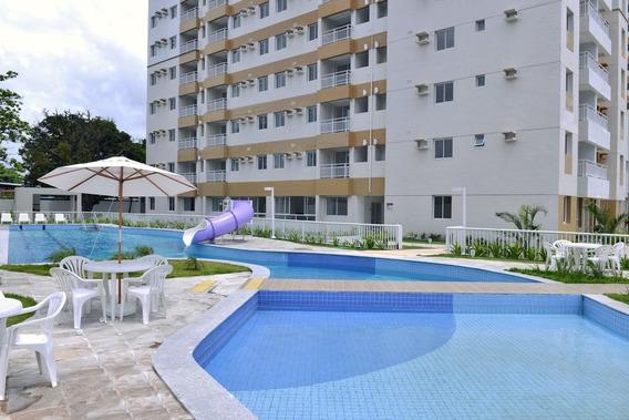Apartamento Em Caxangá, Recife/pe De 55m² 2 Quartos À Venda Por R$ 260.000,00 - Ap238246