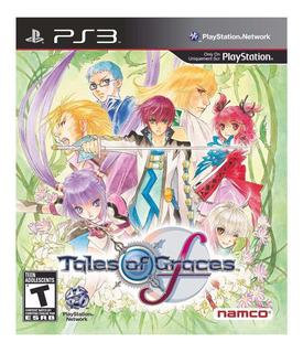 Tales Of Graces F Ps3 Juego Digital En Manvicio Store!!!