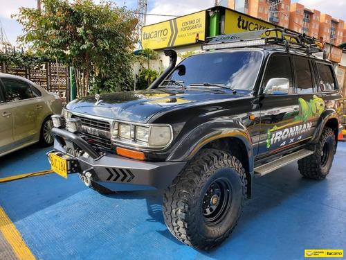 Toyota Burbuja Serie 80 Japonesa