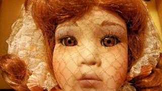 Muñeca De Porcelana Antigua Colección Seymour Tammy