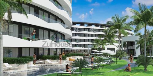 Imagen 1 de 8 de Apartamentos En Venta En Planos En Punta Cana Wpa19 A