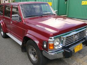 Nissan Patrol King 1995 Full Equipo
