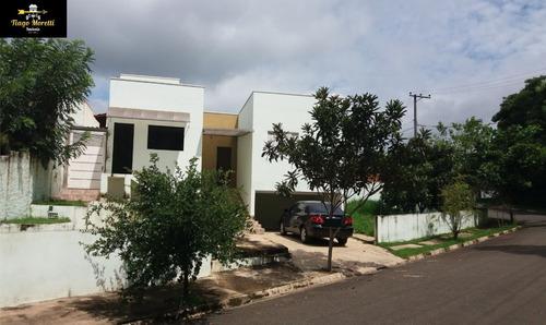 Ótima Casa À Venda Em Iperó - Ca00254 - 34617277