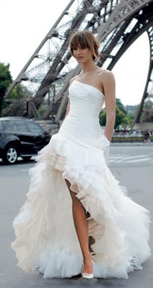 Vestido Casamiento Cumple De 15!! Divino De Diseño Cymbeline