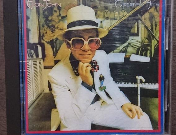Cd Elton John Greatest Hits Made In Japan Frete Gratis