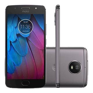 Celular Motorola G5s 64gb (32gb + Cartão Classe 10 32gb)