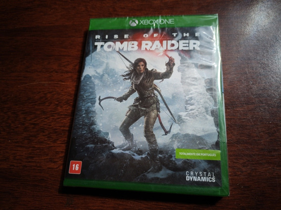 Jogo Xbox One Rise Of The Tomb Raider
