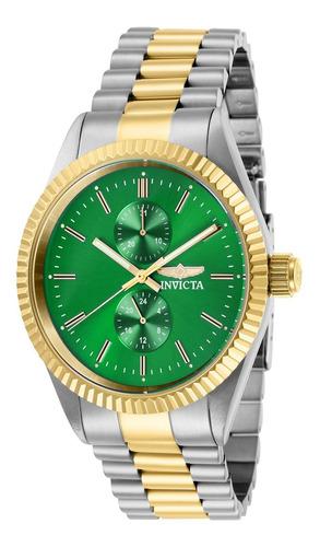 Reloj Invicta 29423 Acero Dorado Hombres