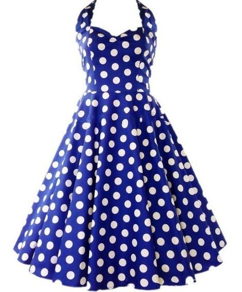 Vestido Lolita Retro Vintage Anos 50 Importado Frete Grátis