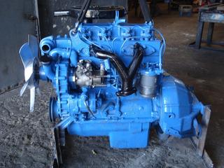 Motor Perkins 4-203 Potenciado Con 04.