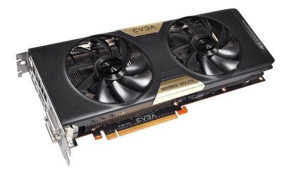 Placa De Video Nvidia Evga Gtx 770 - El Modelo De 4gb!!!