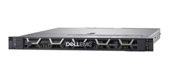 Servidor Dell Poweredge R440 Intel® Xeon 4108 16gb 2x2tb