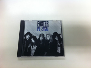 Faster Pussycat Cd Importado Usa 1987 Glam Rock