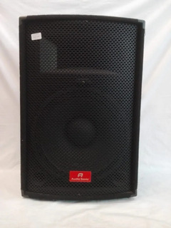 Bafle Audio Sonic As 15240 15 Pasivo Reja Metalica Negra