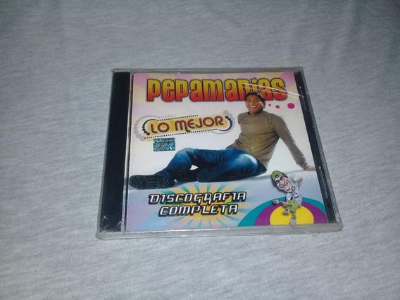 Pepamanias Lo Mejor Discografia Completa Nuevo Cerrado