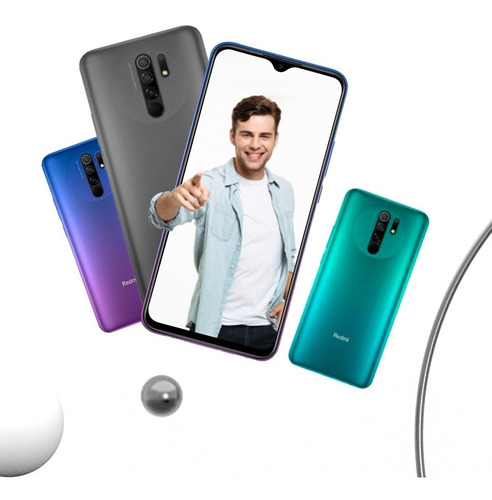 Redmi 9 32gb 64gb Note 9s Note 8 Gratis Audífonos Xiaomi