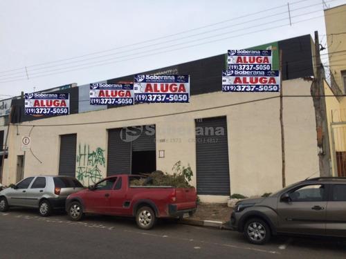 Barracão Para Aluguel Em Jardim Bandeirantes - Ba012715
