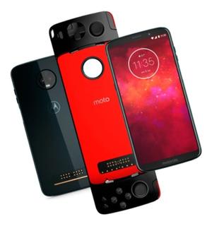 Smartphone Motorola Xt1929 Moto Z3 Play Gamepad