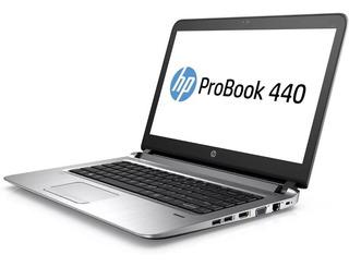 Notebook Hp Probook 440 G3 Core I3 14 1tb 4gb X3s52lt
