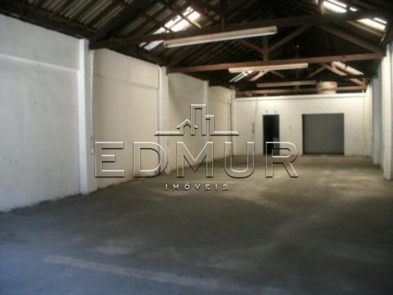 Galpao - Vila Metalurgica - Ref: 15037 - V-15037