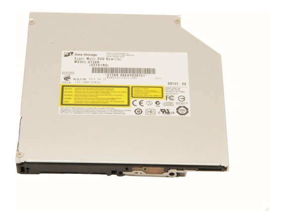 Gravador Multi Dvd Rewriter Notebook Sony Vaio Gt30n Asyk1n0