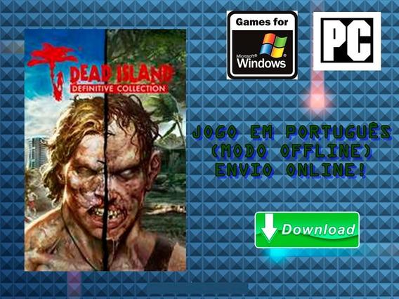 Dead Island: Definitive Collection - Pc - Mídia Digital!!!