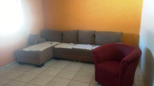 Imagem 1 de 15 de Casa Para Venda Em Araras, Conjunto Habitacional Heitor Villa Lobos, 3 Dormitórios, 1 Suíte, 1 Banheiro, 2 Vagas - V-125_2-565695