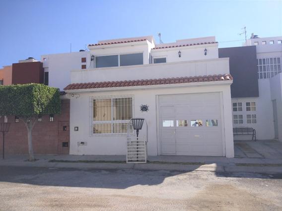 Casa En Renta En Boulevares Del Cimatario Queretaro
