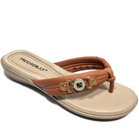 4bc6e5d9e Sapato Piccadilly Confort 33 Rasteiras - Sapatos com o Melhores ...