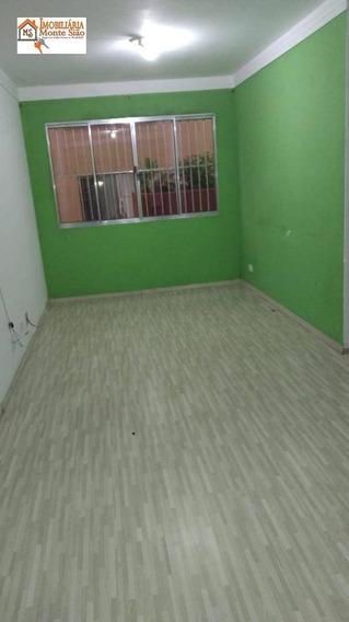 Oportunidade Unica Apartamento Com 2 Dormitórios À Venda, 50 M² - Jardim Cocaia - Guarulhos/sp - Ap1414