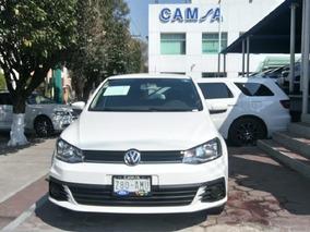 Volkswagen Gol 4p Sedán Trendline I-motion L4/1.6 Aut