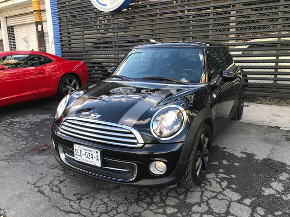 Mini Cooper 2012 2p All Black 6vel A/a