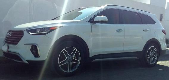 Hyundai Santa Fe 3.4 Limited Tech At 2018