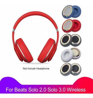 Almohadillas Para Beats Solo 2 Y 3
