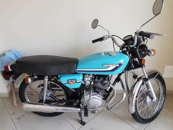 Honda Cg 1979 - Relíquia