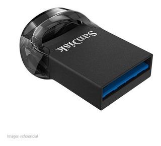 Memoria Flash Usb Sandisk Ultra Fit 128gb Usb3 1