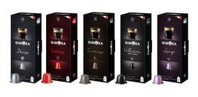Kit 100 Cápsulas De Café Compativel Nespresso - Gimoka