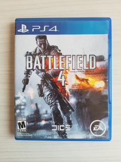 Battlefield 4 Juego De Ps4.